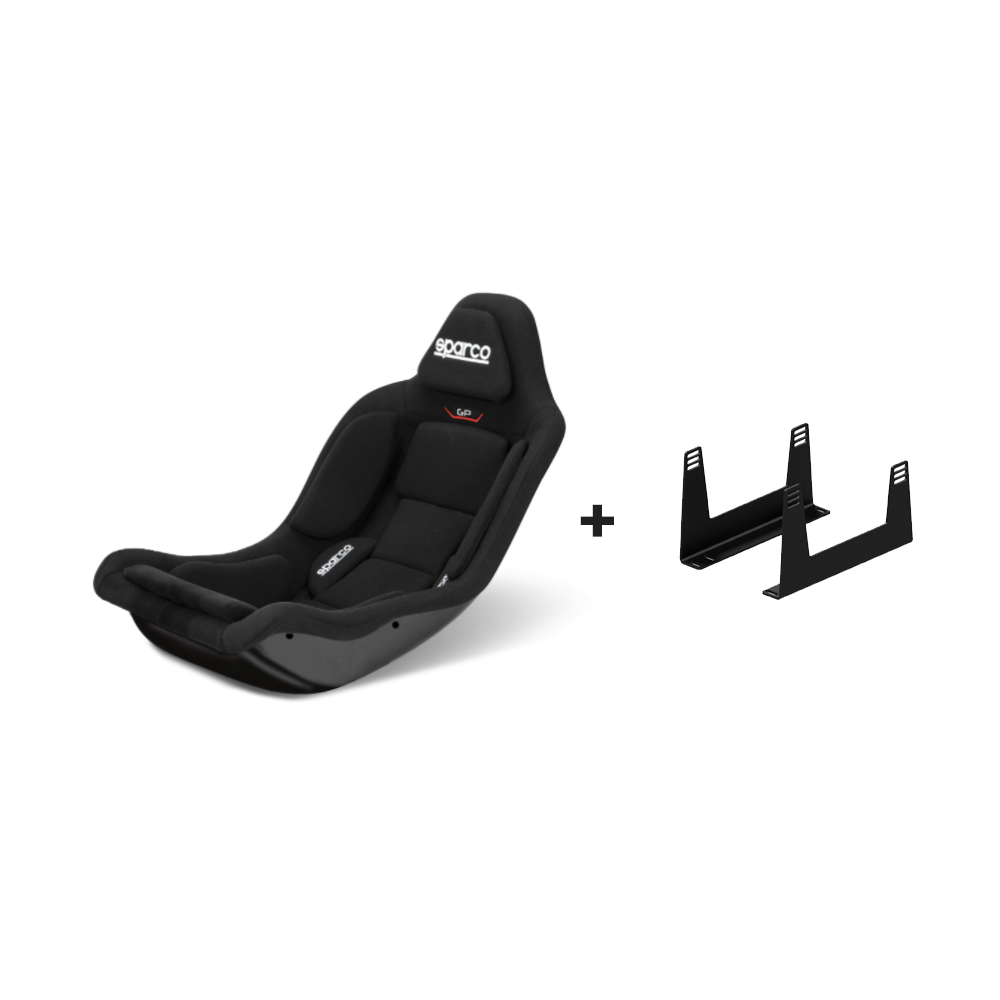 Sparco - GP Gaming seat Bundle