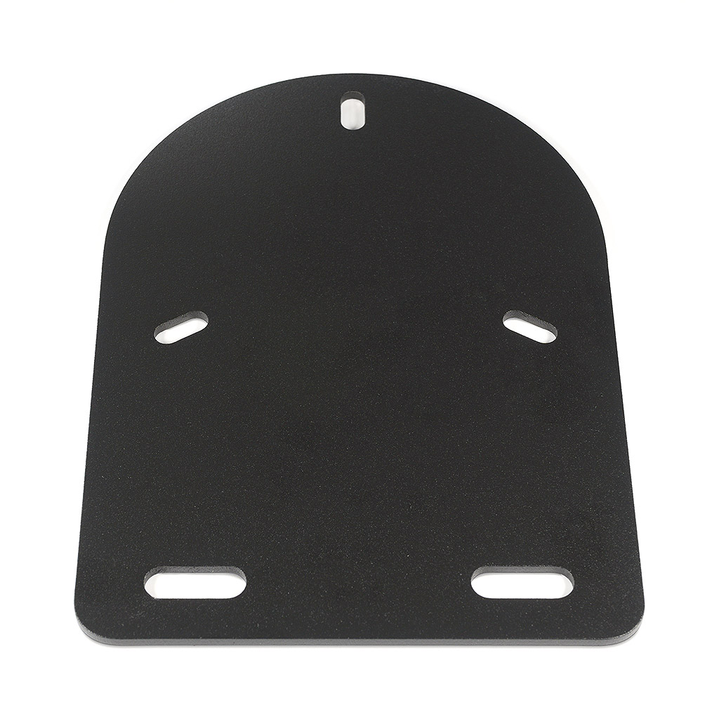Buttkicker mounting plate