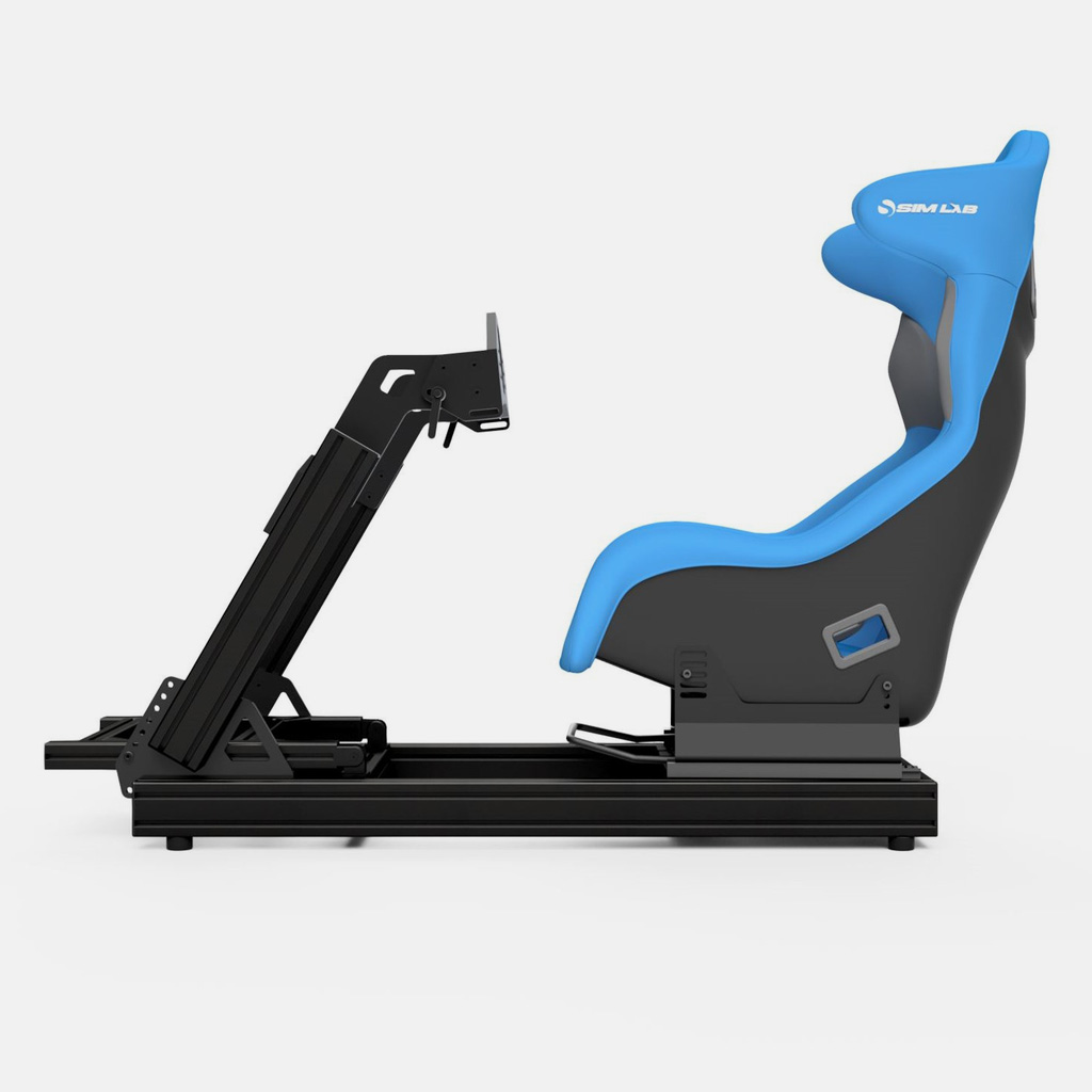 GT2 Direct drive Cockpit (Black)