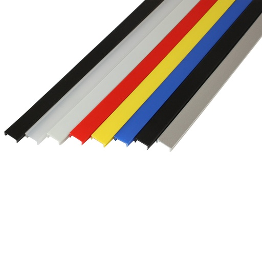 Cover strip for profile (Length of 2M)